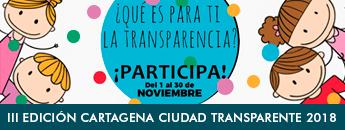 Concurso Cartagena Ciudad Transparente. Primaria