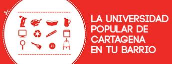Convocatoria pública de proyectos formativos para el programa UP en tu barrio