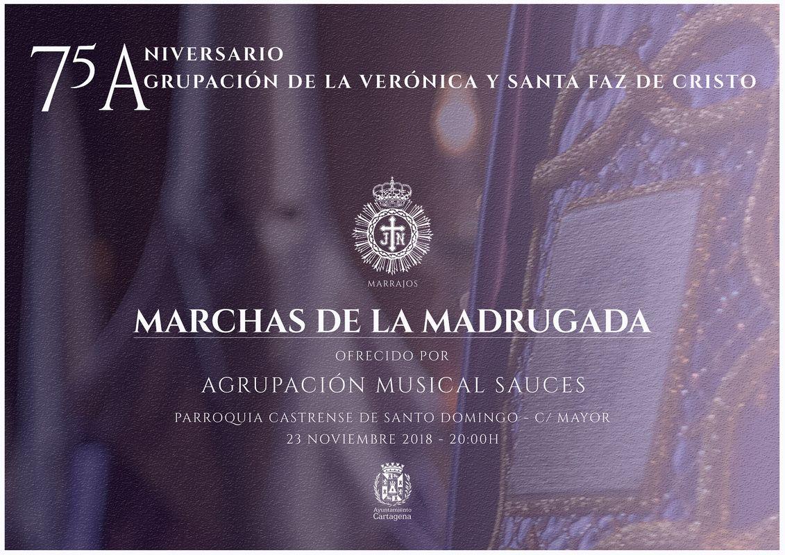 La Agrupación de la Verónica celebra su 75 aniversario