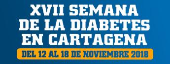 XVII Semana de la Diabetes en Cartagena 2018
