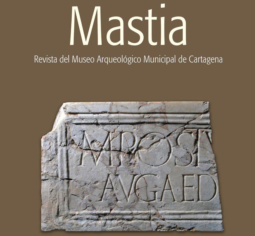 Número 14 de la revista Mastia