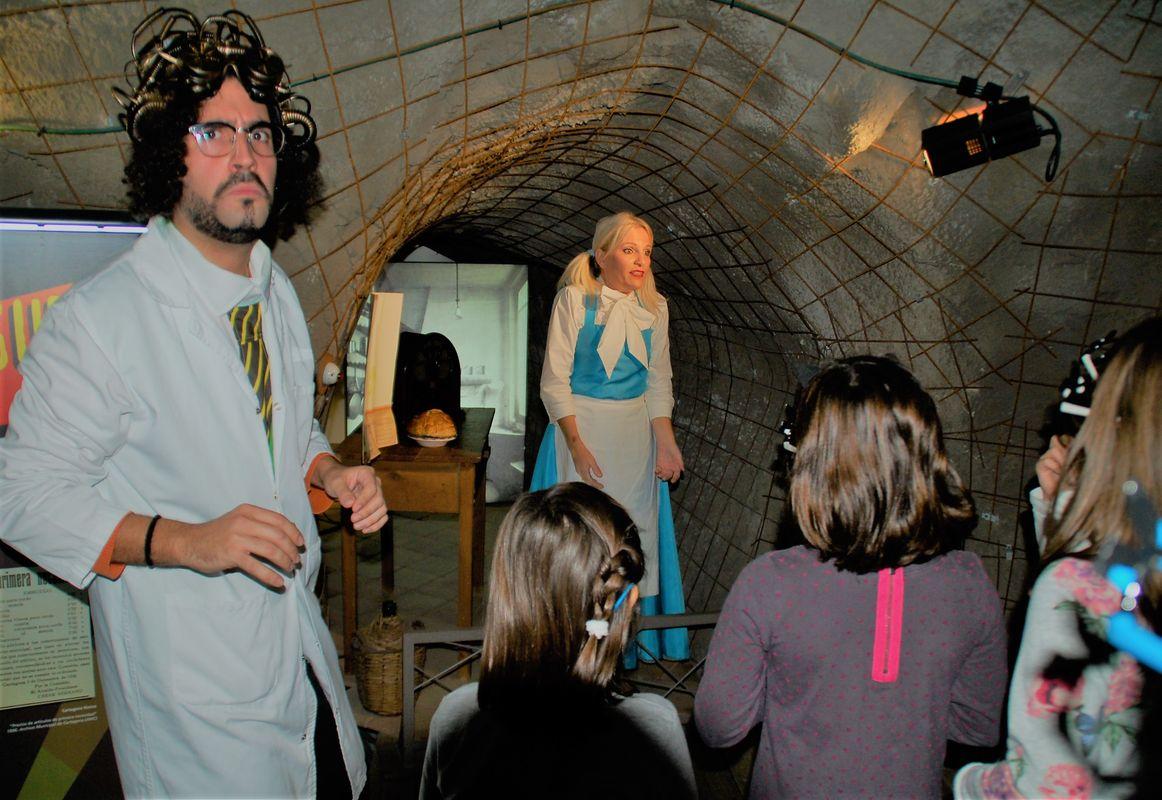 Visita guiada infantil de Puerto de Culturas (niños)