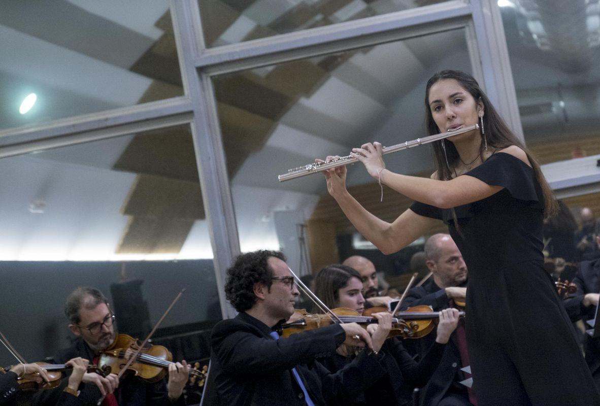 Ciclo de Conciertos Promocionales de la XXII edición del Concurso Entre Cuerdas y Metales
