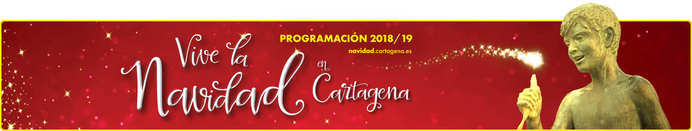 Programación Navidad Cartagena 2018/19