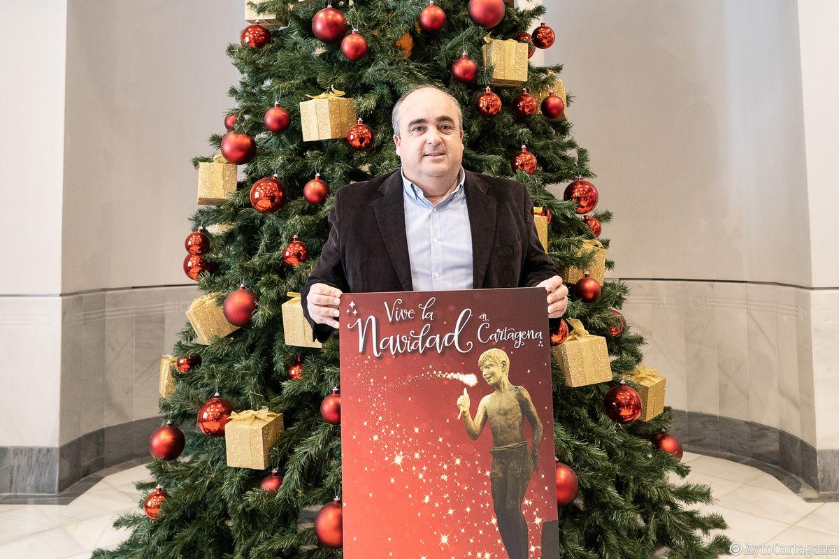 El Ayuntamiento aúna esfuerzos para llevar la Navidad a todos los rincones del municipio