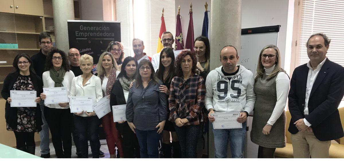 Clausura del Programa de Activación para el Empleo de la ADLE