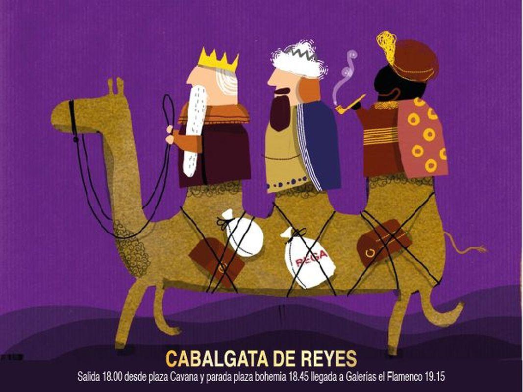 Cabalgata de Reyes La Manga