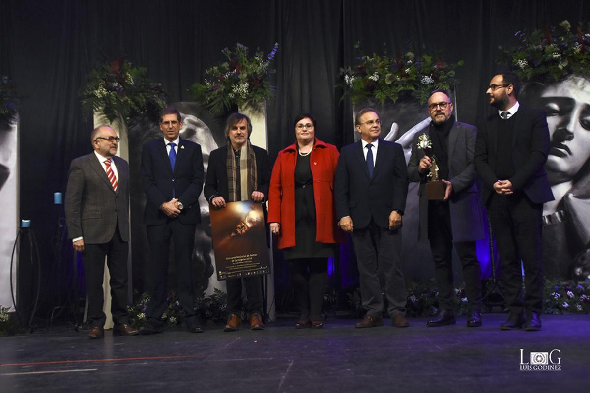 Presentación VI Concurso Nacional de Saetas de Cartagena 2019