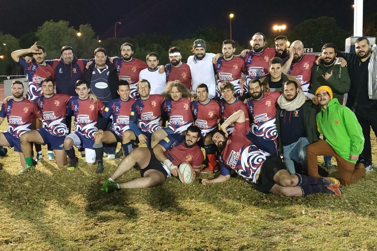 C.R.U Cartagena vence al C.U.R Murcia