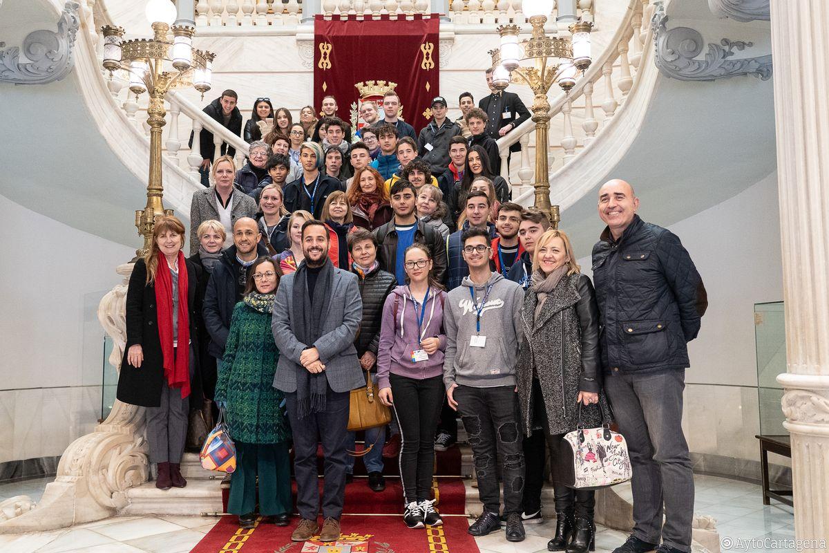 Visita alumnos Erasmus 7