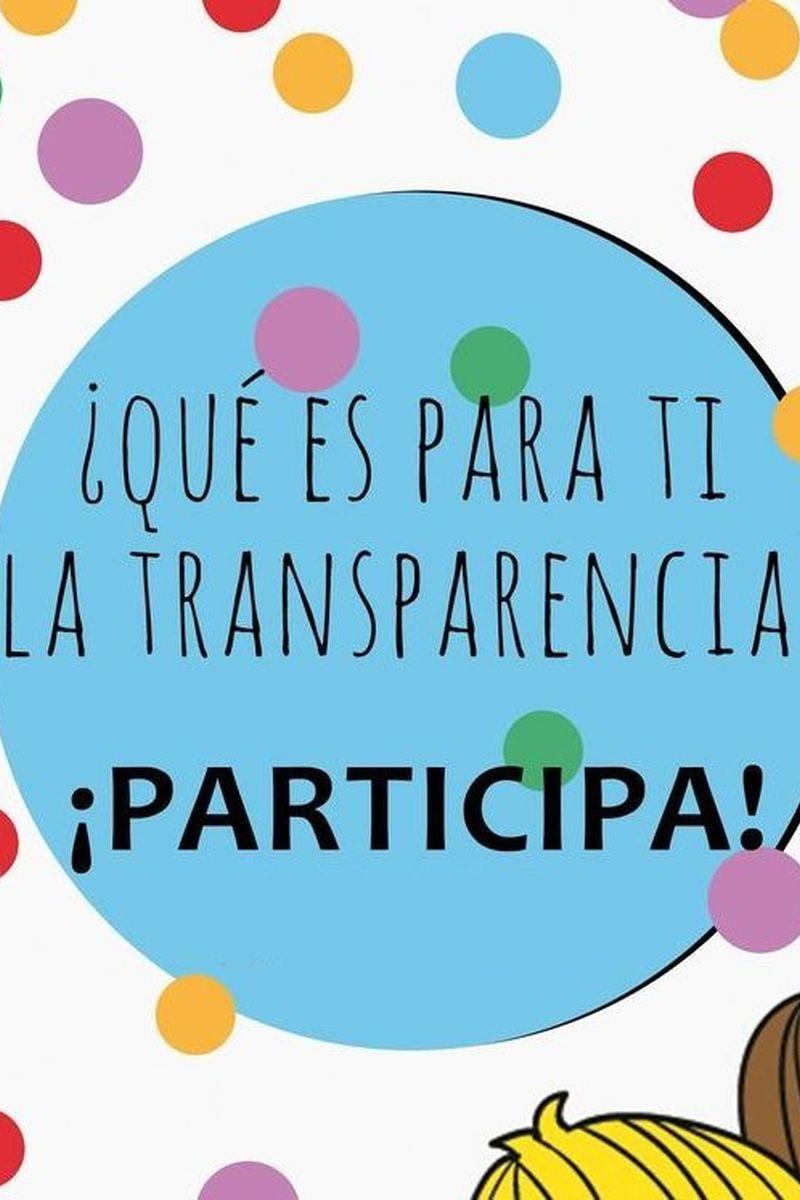 Concurso de Transparencia