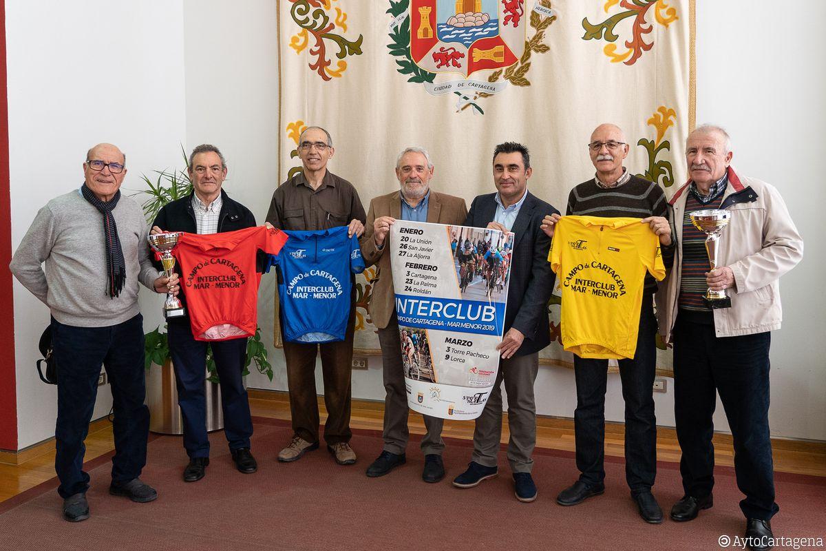 Trofeo Ciclista Interclub Campo de Cartagena - Mar Menor