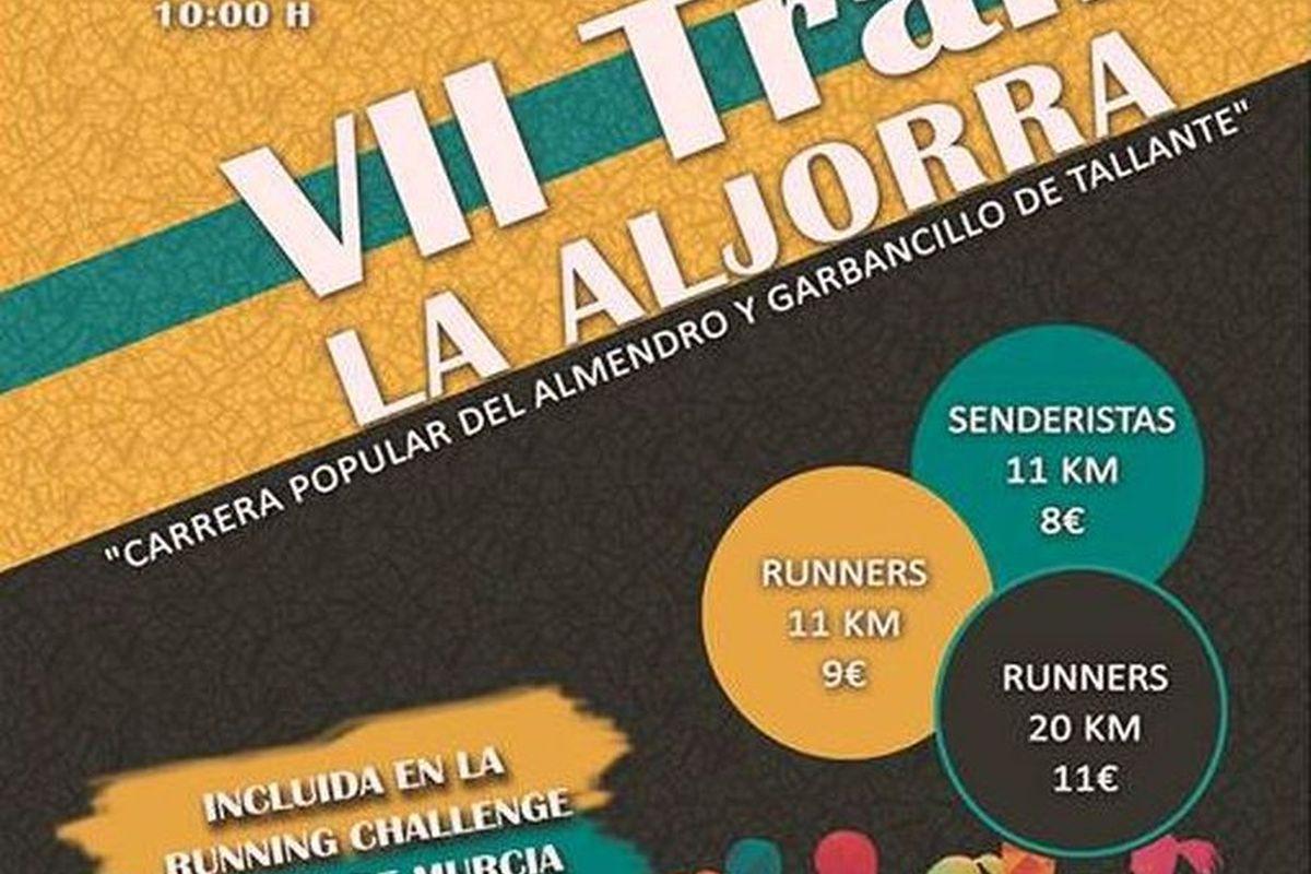 Trail La Aljorra