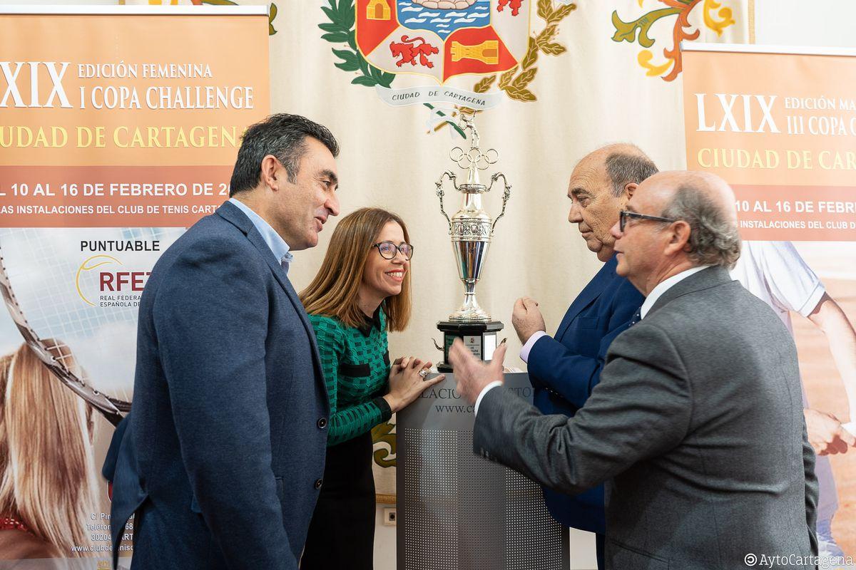 Torneo Tenis Ciudad de Cartagena 2019