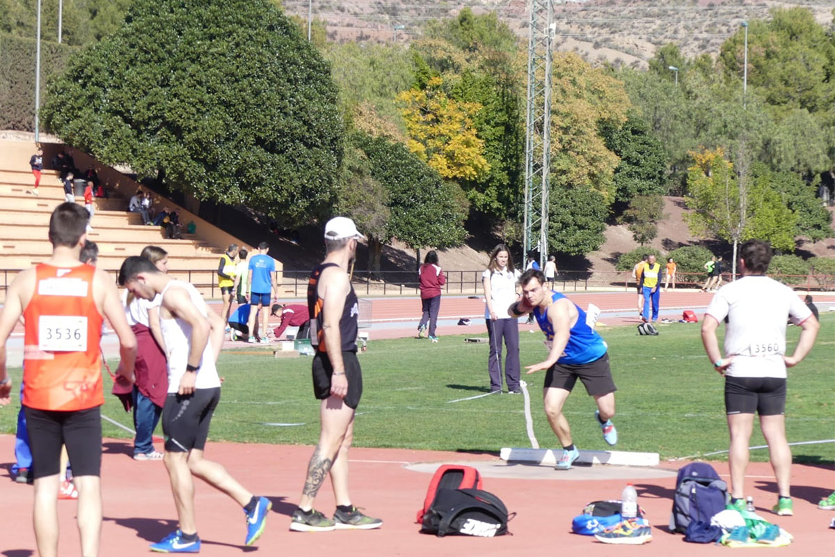 Campeonatos Club Atletismo UCAM Cartagena