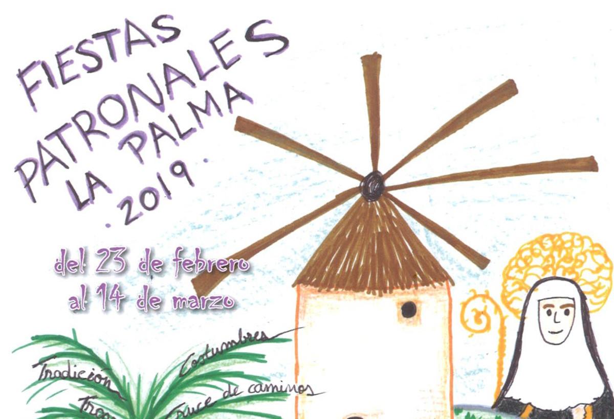 Comienzan las Fiestas Patronales de La Palma en honor a Santa Florentina