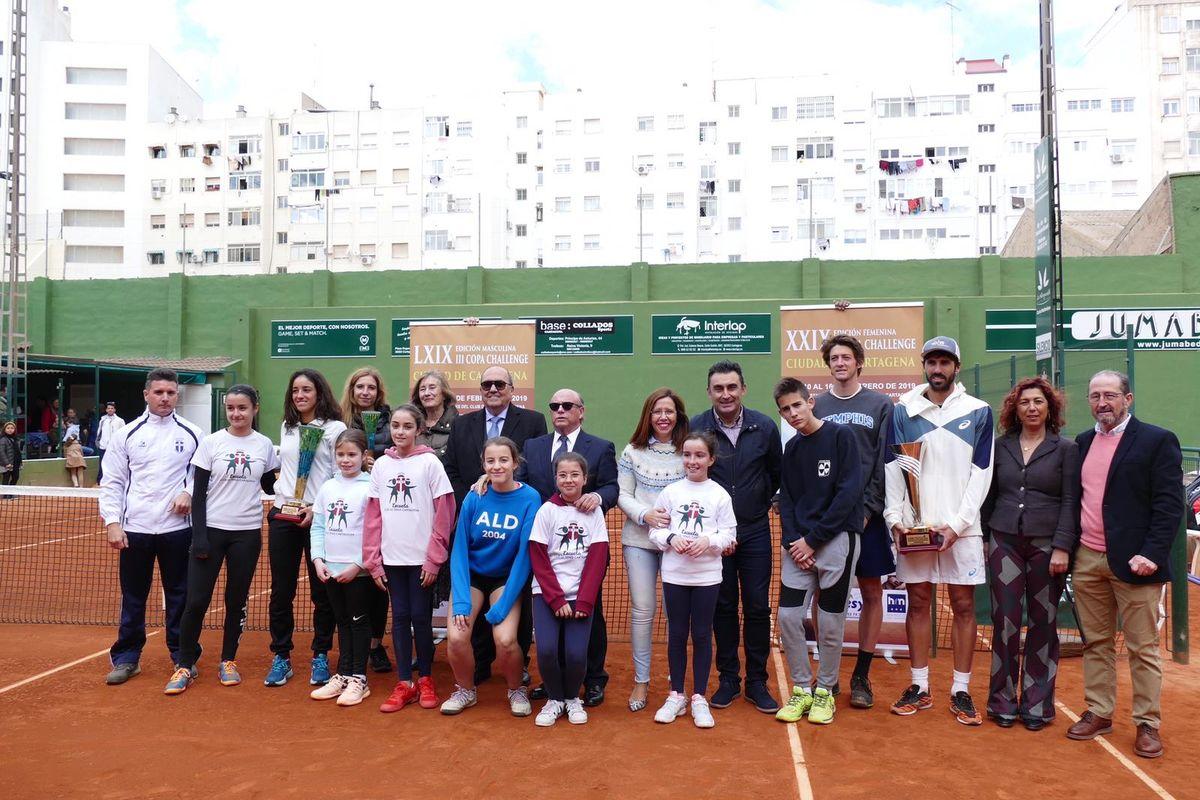 I Copa Challenge 'Ciudad de Cartagena'