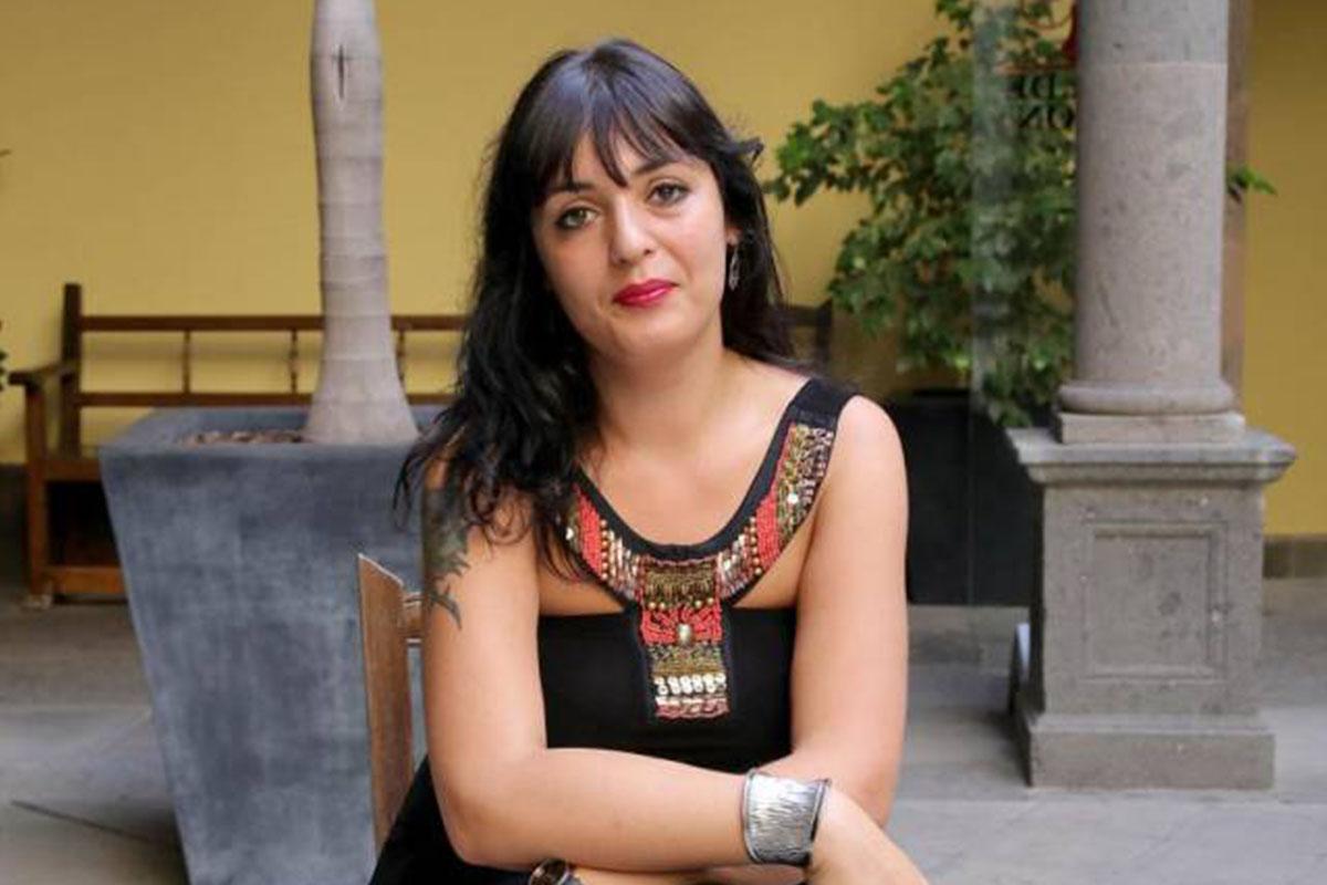 Encuentro con activista Amelia Tiganus de Cartagena Piensa