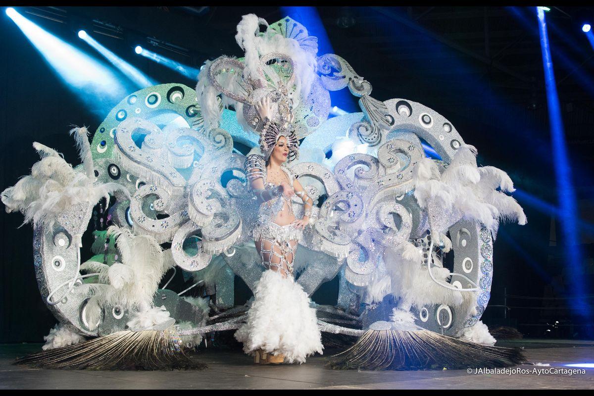 Elección de la Reina de Carnaval