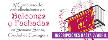 Concurso de Embellecimiento de Balcones y Fachadas en Semana Santa 2019
