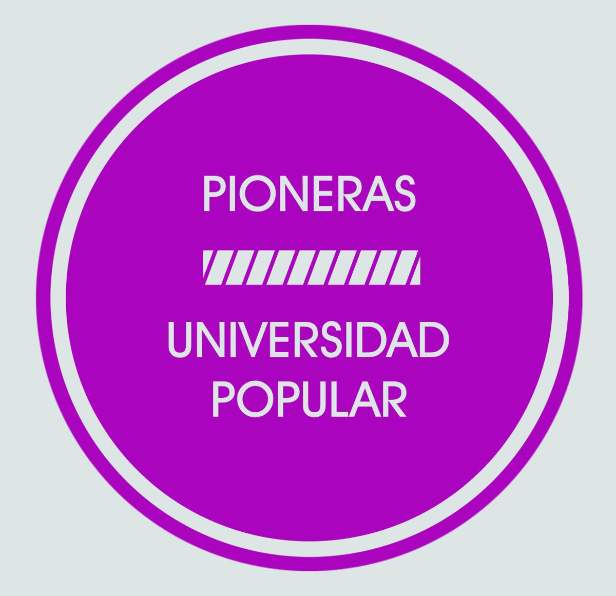 Programación Día Internacional de la Mujer Universidad Popular