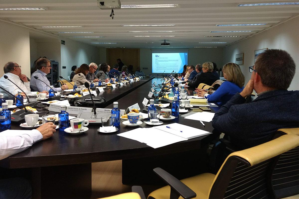 La ADLE participa en el XXII Foro de Ciudades por el Empleo en Madrid