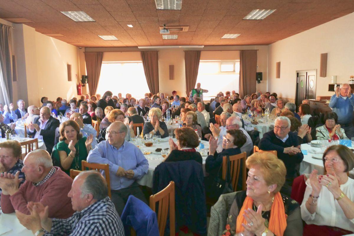 40 aniversario de la Asociación de Pensionistas de La Palma