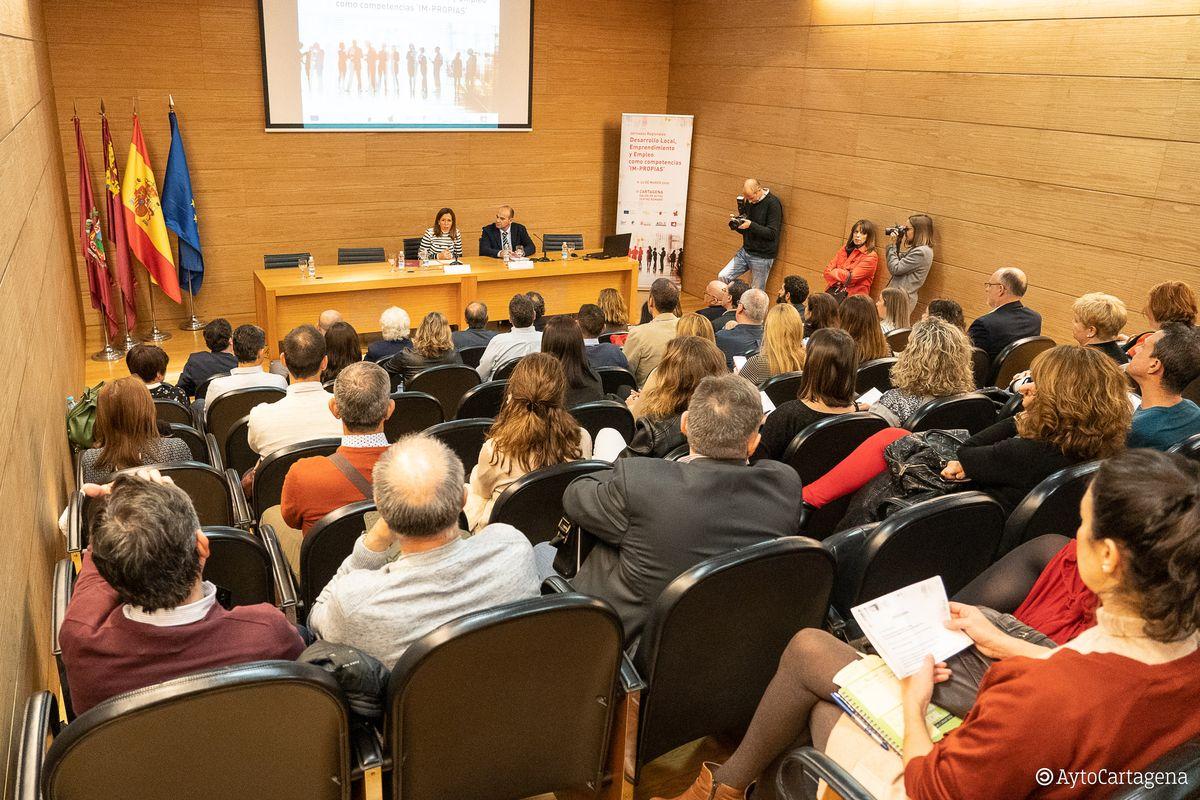 Jornadas sobre Emprendimiento, Empleo y Desarrollo Local