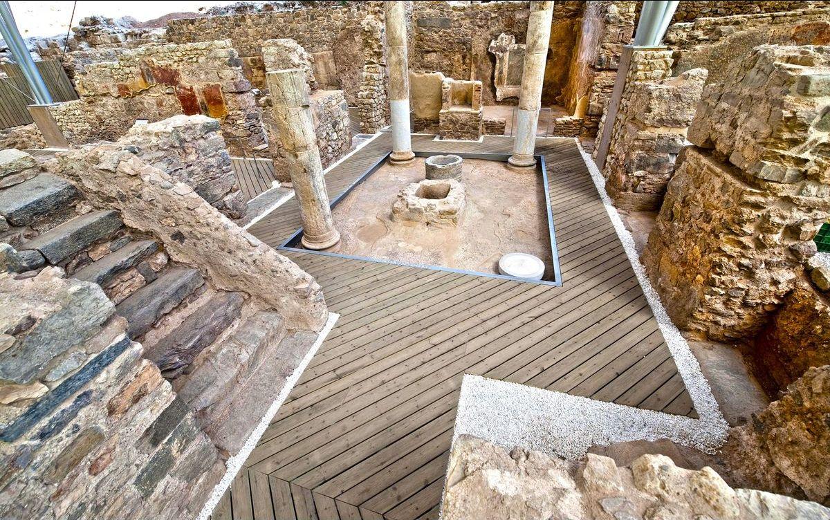 Parque Arqueológico del Molinete