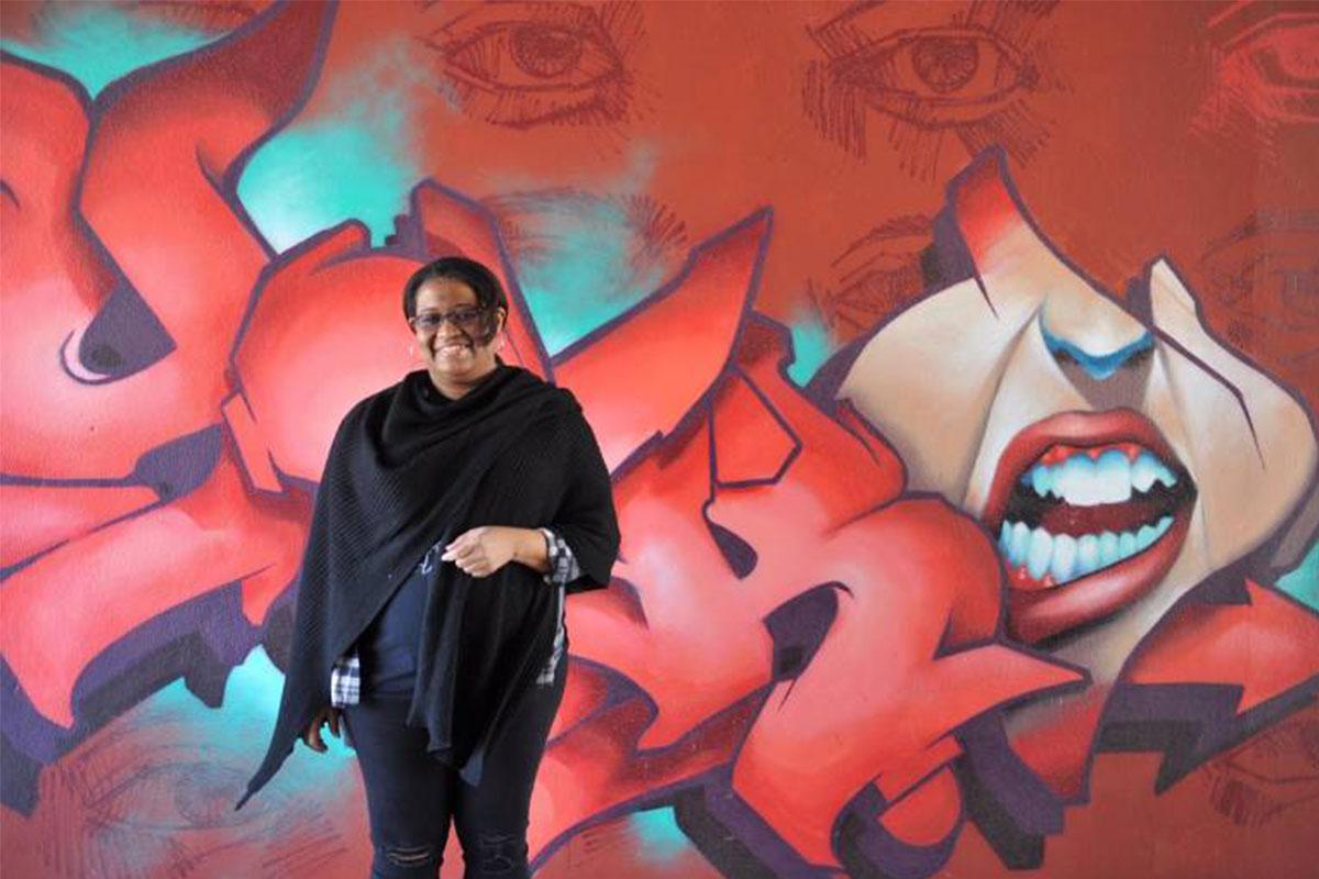Dibujante Alitha Martinez visita Cartagena dentro del Premio Mandarache