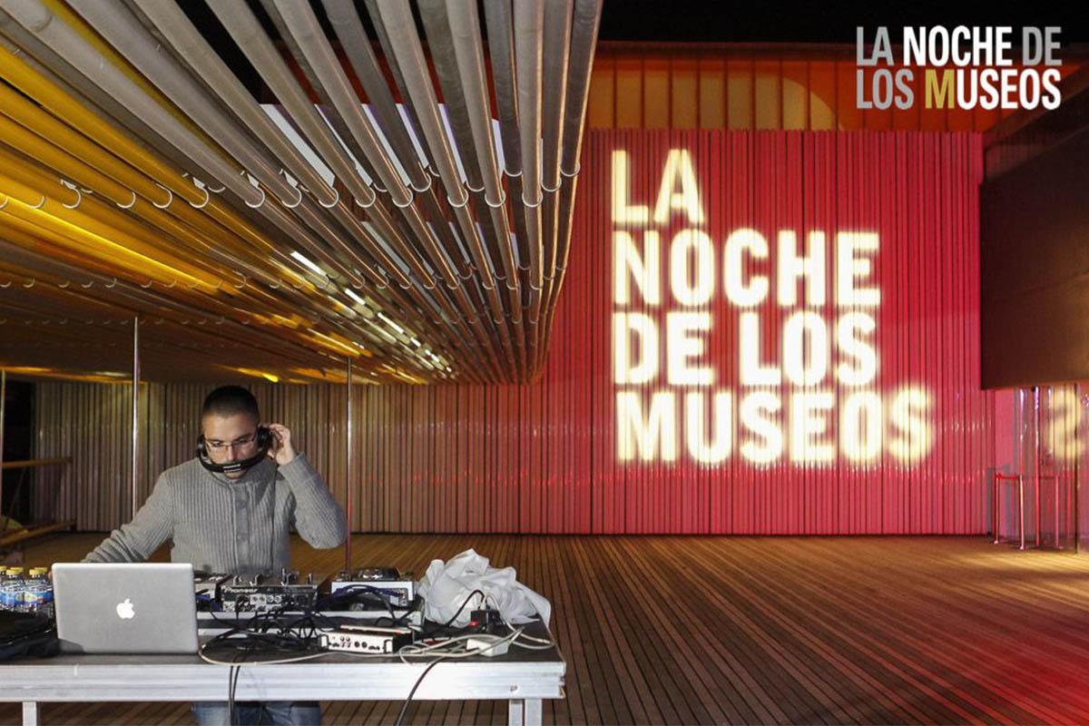 Actividades de bares y galerías en La Noche de los Museos