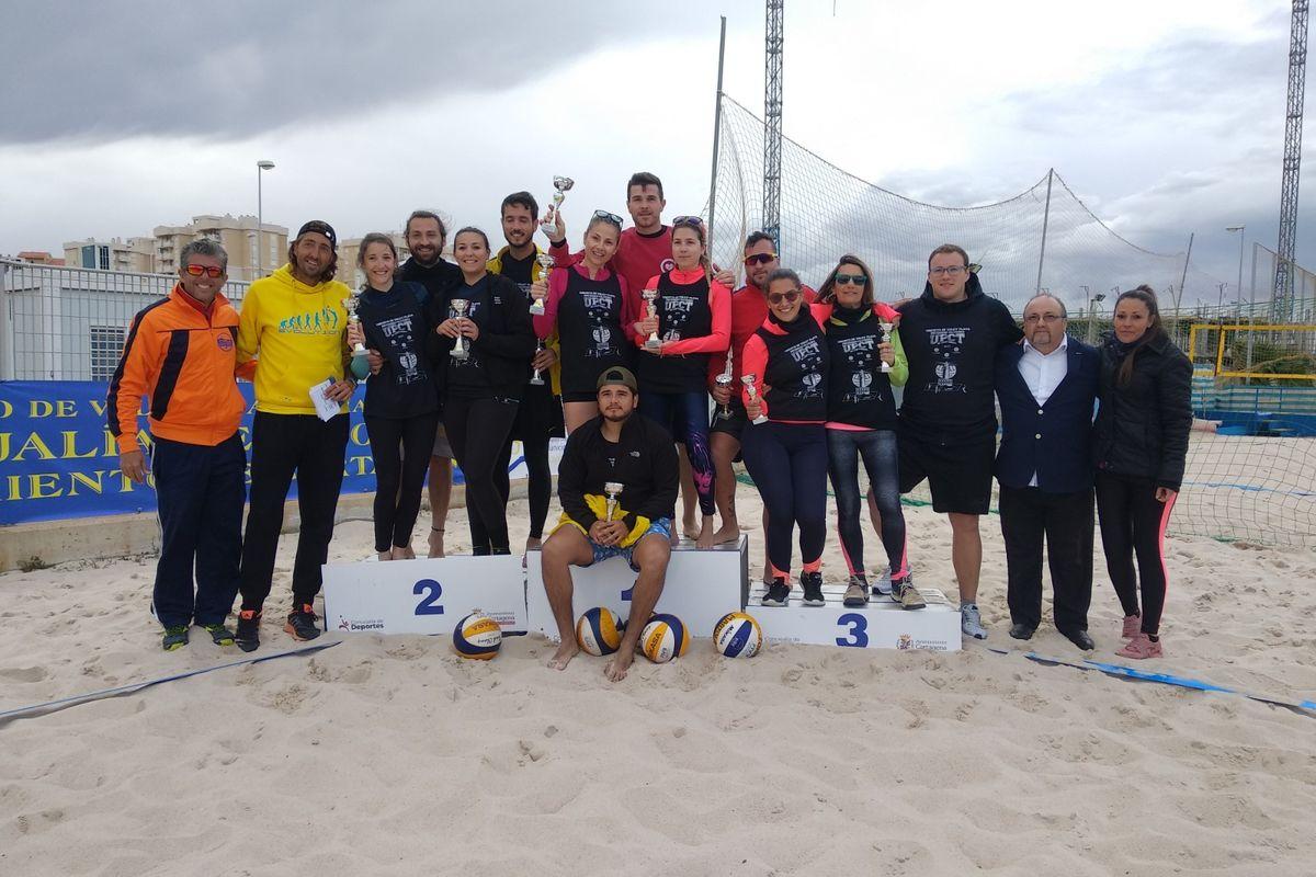 Circuito voley playa 2019