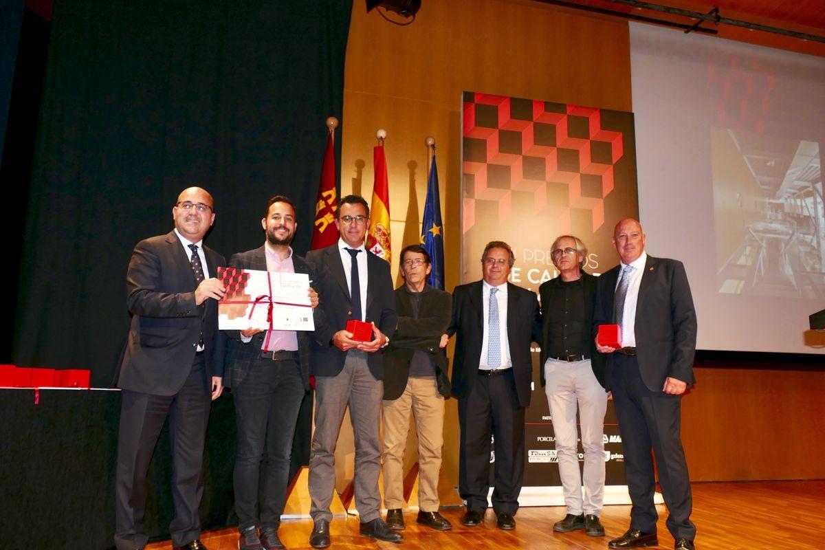 VIII Premios de Calidad en la Edificación
