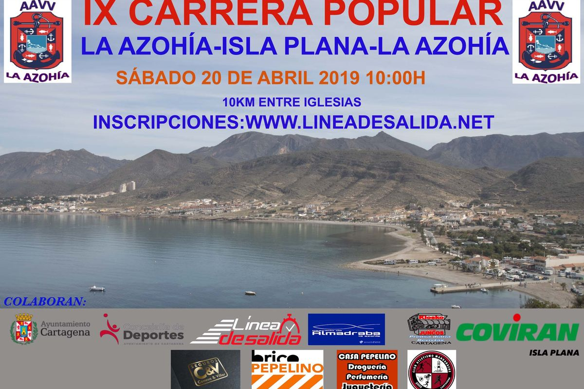 IX Carrera Popular La Azohía