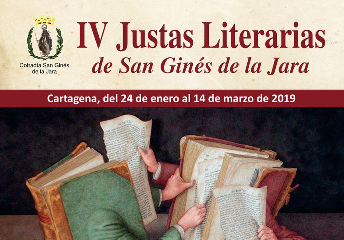 IV Justas Literarias San Ginés de la Jara