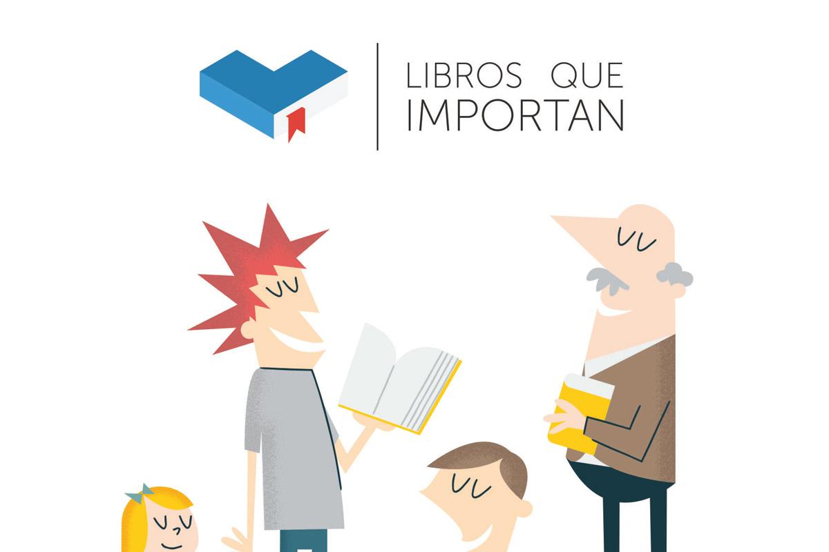 Libros que importan Premio Mandarache y Hache
