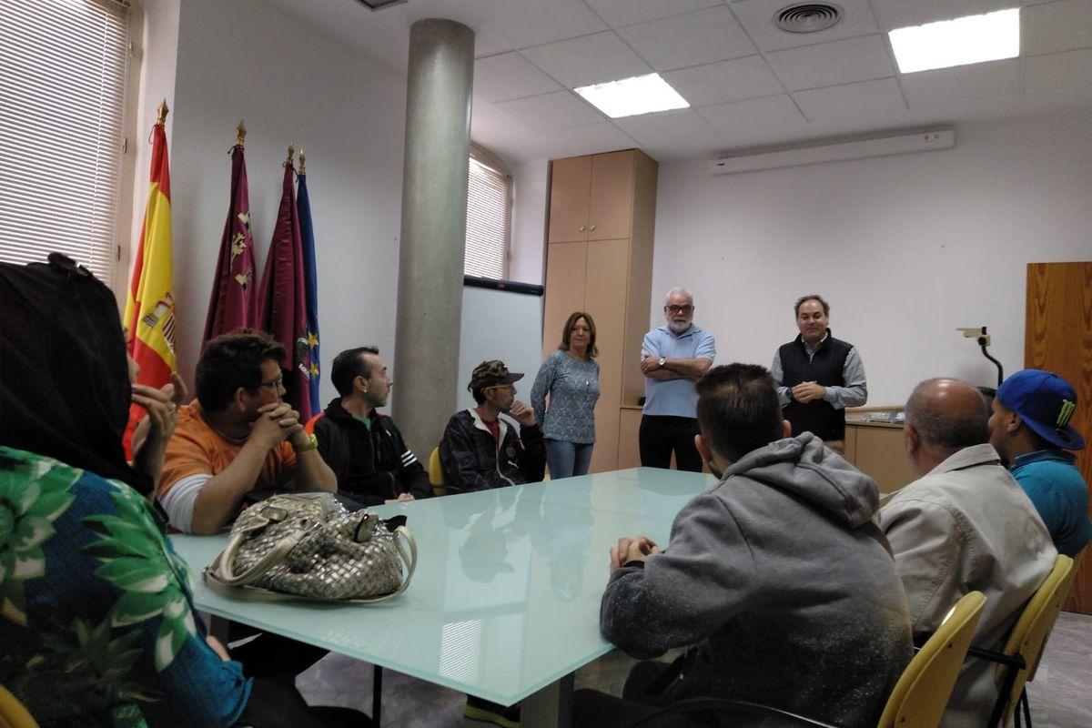 Programa Barrios de la ADLE