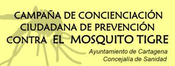 Campaña de prevención contra el mosquito tigre