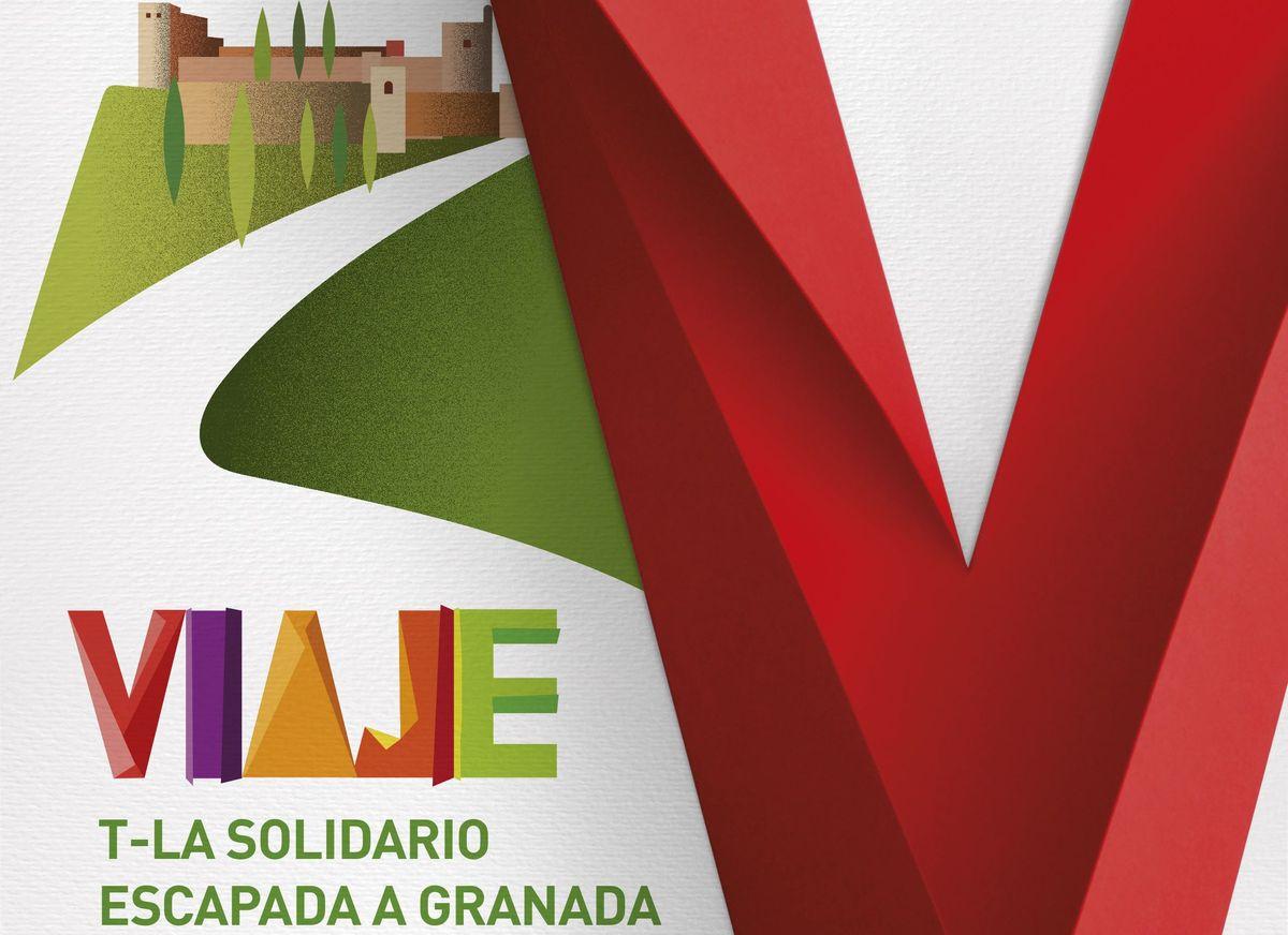 Viaje solidario a Granada con el programa T-La