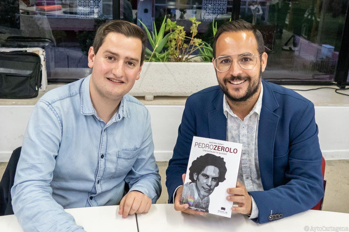 Presentación libro Pedro Zerolo Día LGTBI