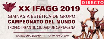 XX edición del Campeonato del Mundo de Gimnasia Estética de Grupo