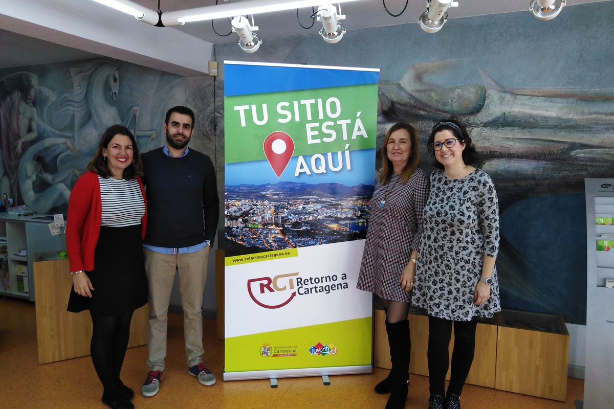 Programa 'Retorno de Talento a Cartagena'