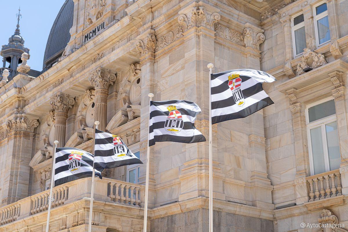 Banderas FC Cartagena
