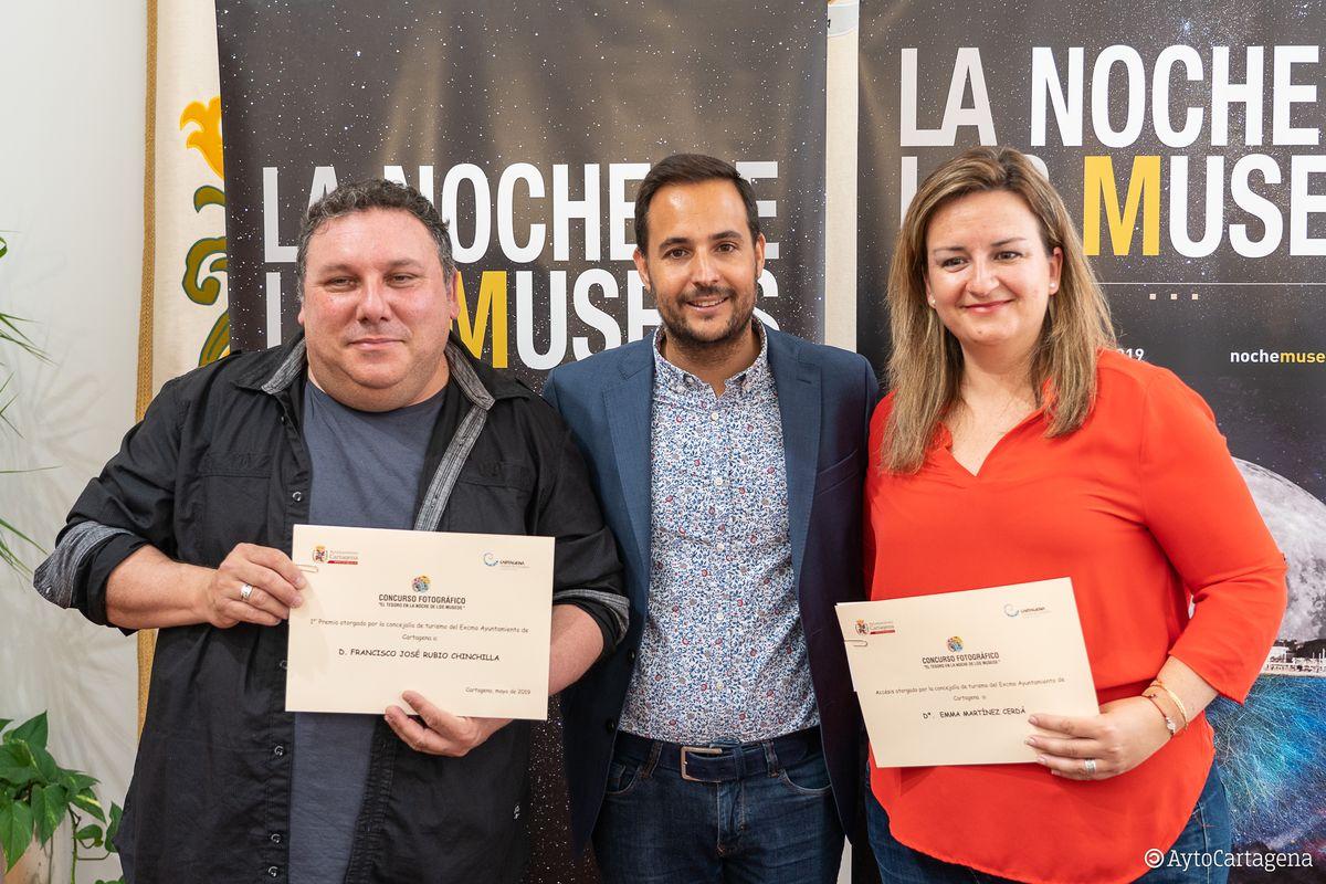 Ganadores del Concurso Fotográfico 'El tesoro en La Noche de los Museos'