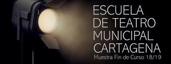 Muestra Fin de Curso 2018/2019 Escuela Municipal de Teatro