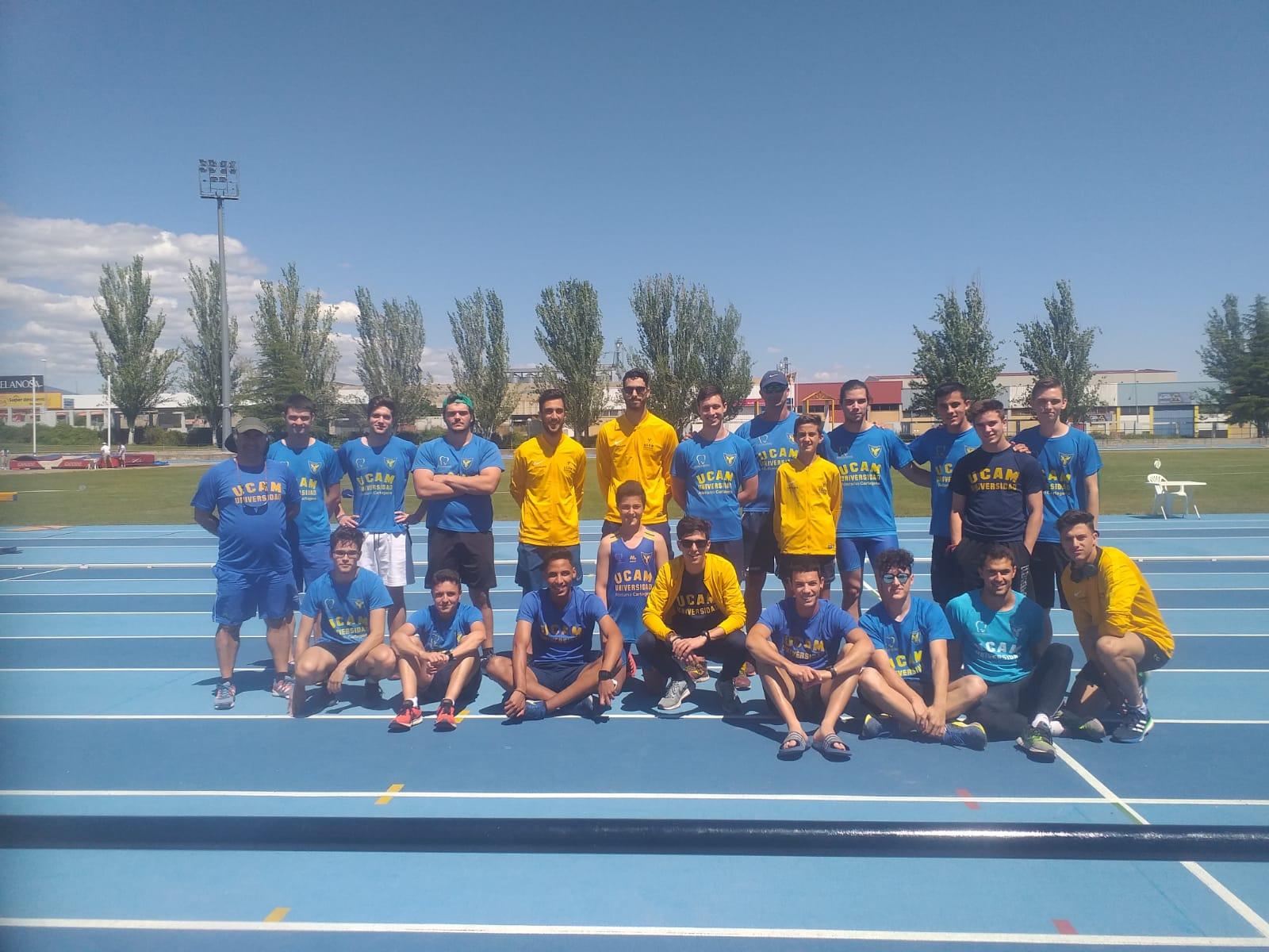 UCAM Atletismo Cartagena