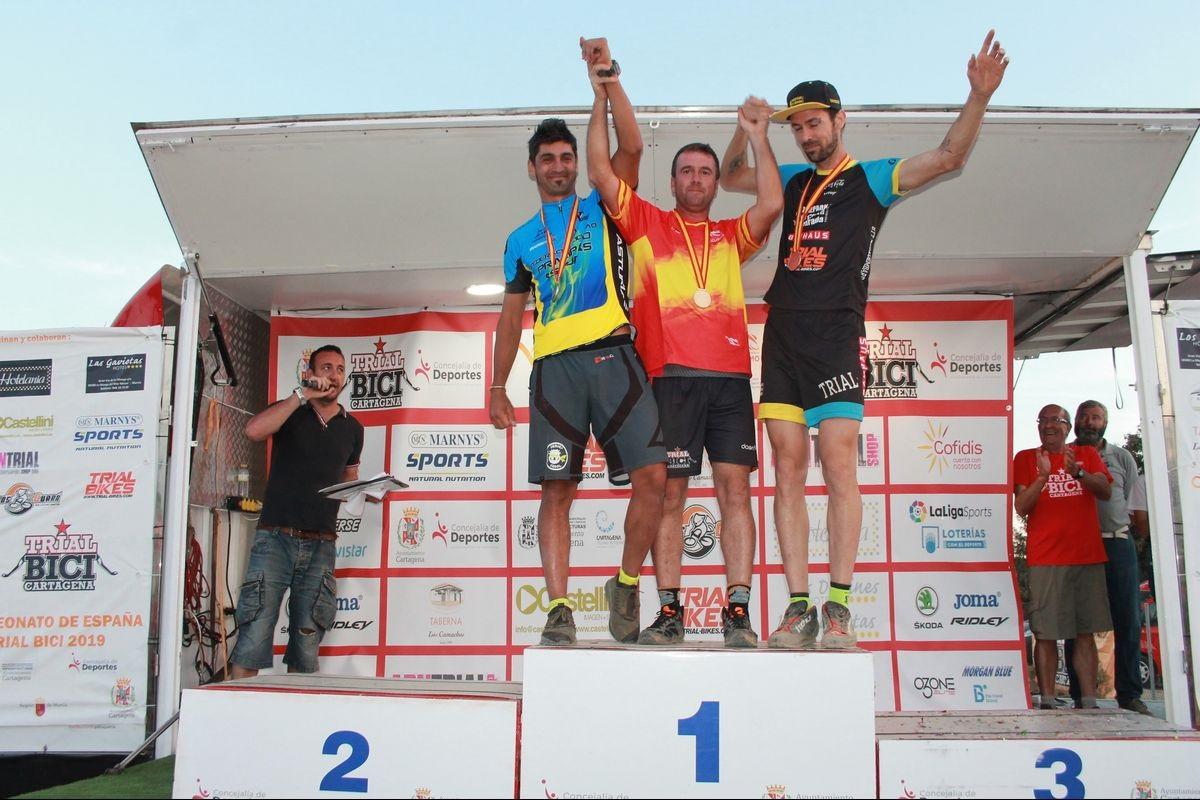 Campeonato de España de Trial Bici en Cartagena
