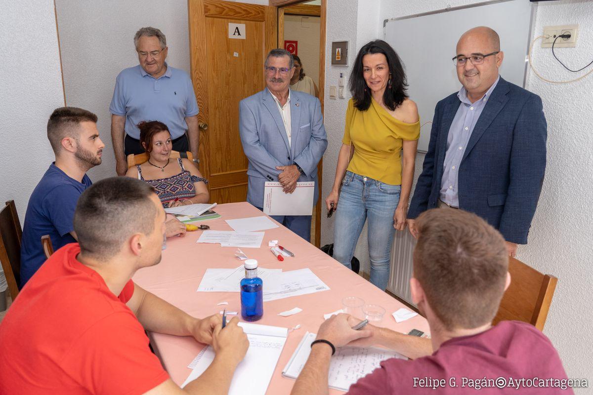 Presentación curso inmersión lingüística en inglés de la Universidad Internacional Menéndez Pelayo