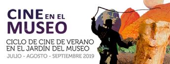 Ciclo de Cine en el Jardín de Museo Arqueológico. Verano 2019