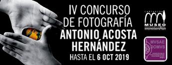 IV edición del Concurso de Fotografía Antonio Acosta Hernández